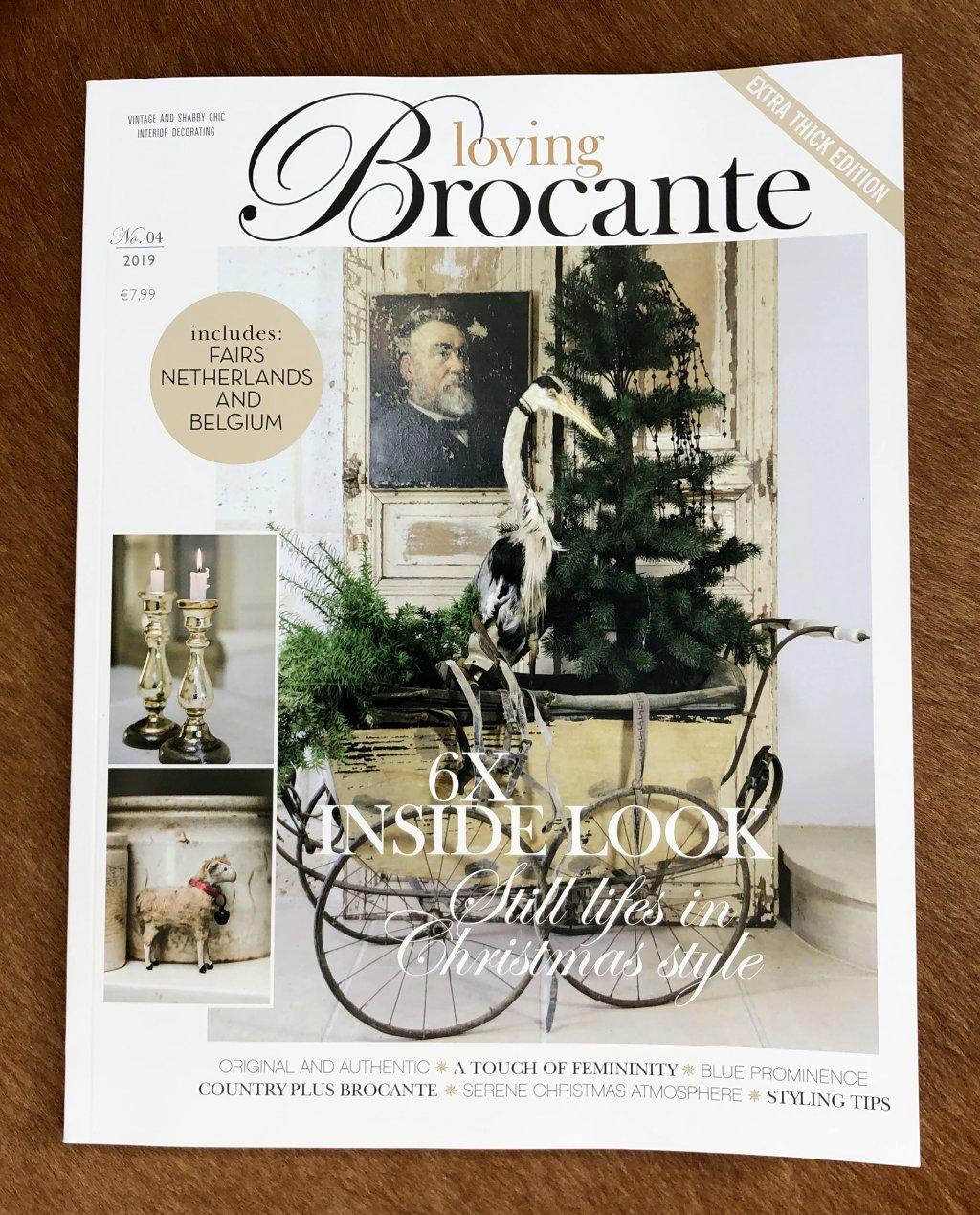Loving Brocante   Issue 4   2019