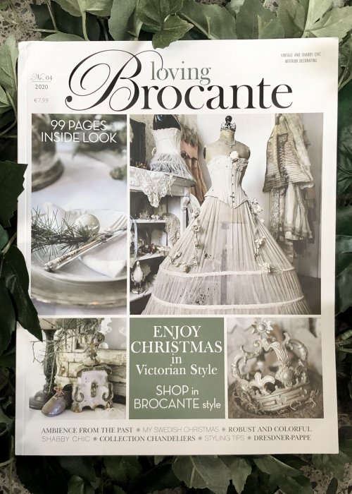 Loving Brocante | Issue 4 | 2020 | CHRISTMAS ISSUE