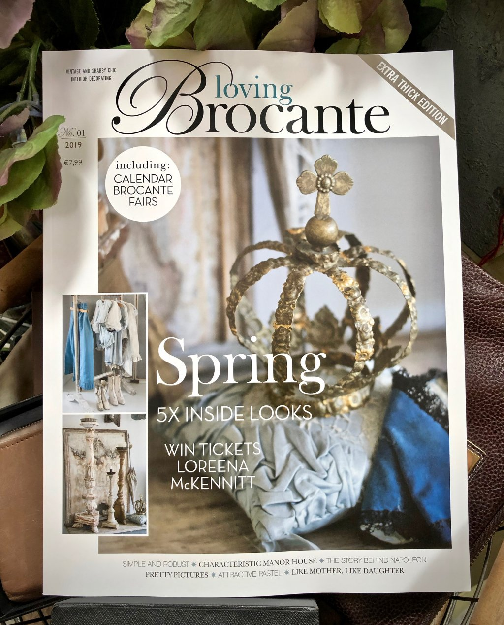 Loving Brocante | Issue 1 | 2019