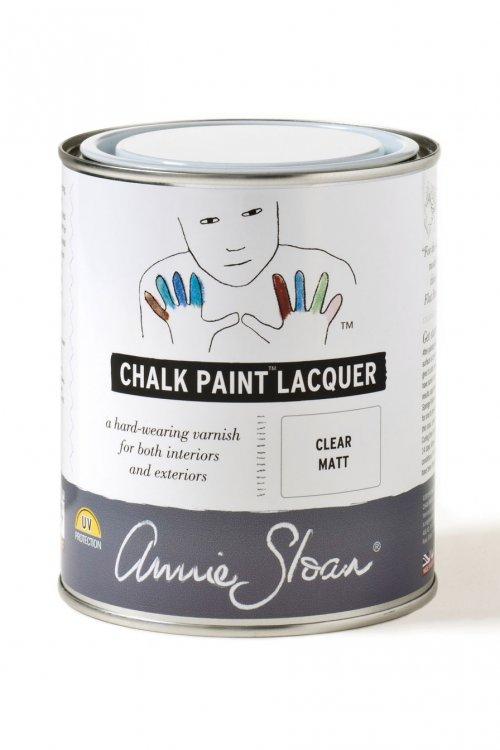 Annie Sloan Lacquer - Clear Matt