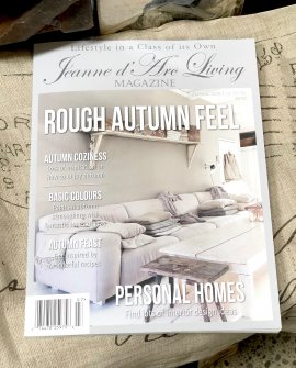 Jeanne d'Arc Living Magazine | Issue 7 | 2018