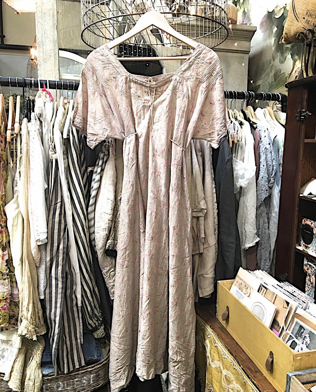 Magnolia Pearl | Cotton Silk Gideon Dress | Lovie