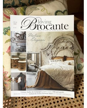 Loving Brocante | Issue 1 | 2018