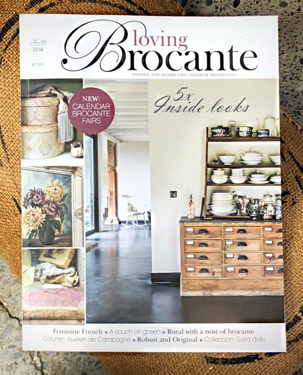 Loving Brocante | Issue 5 | 2018