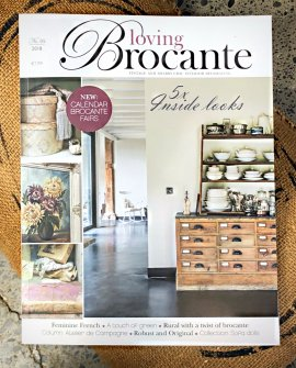 Loving Brocante | Issue 5 | 2018