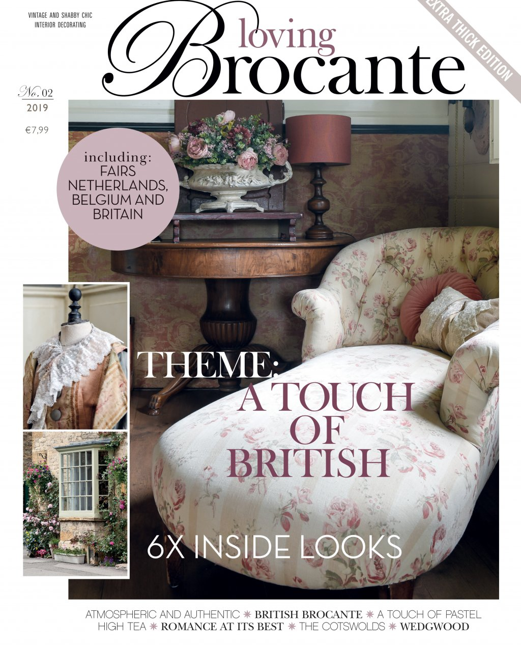Loving Brocante | Issue 2 | 2019