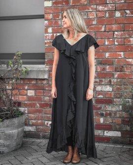 Mes Demoiselles Paris | Cumbre Black Dress