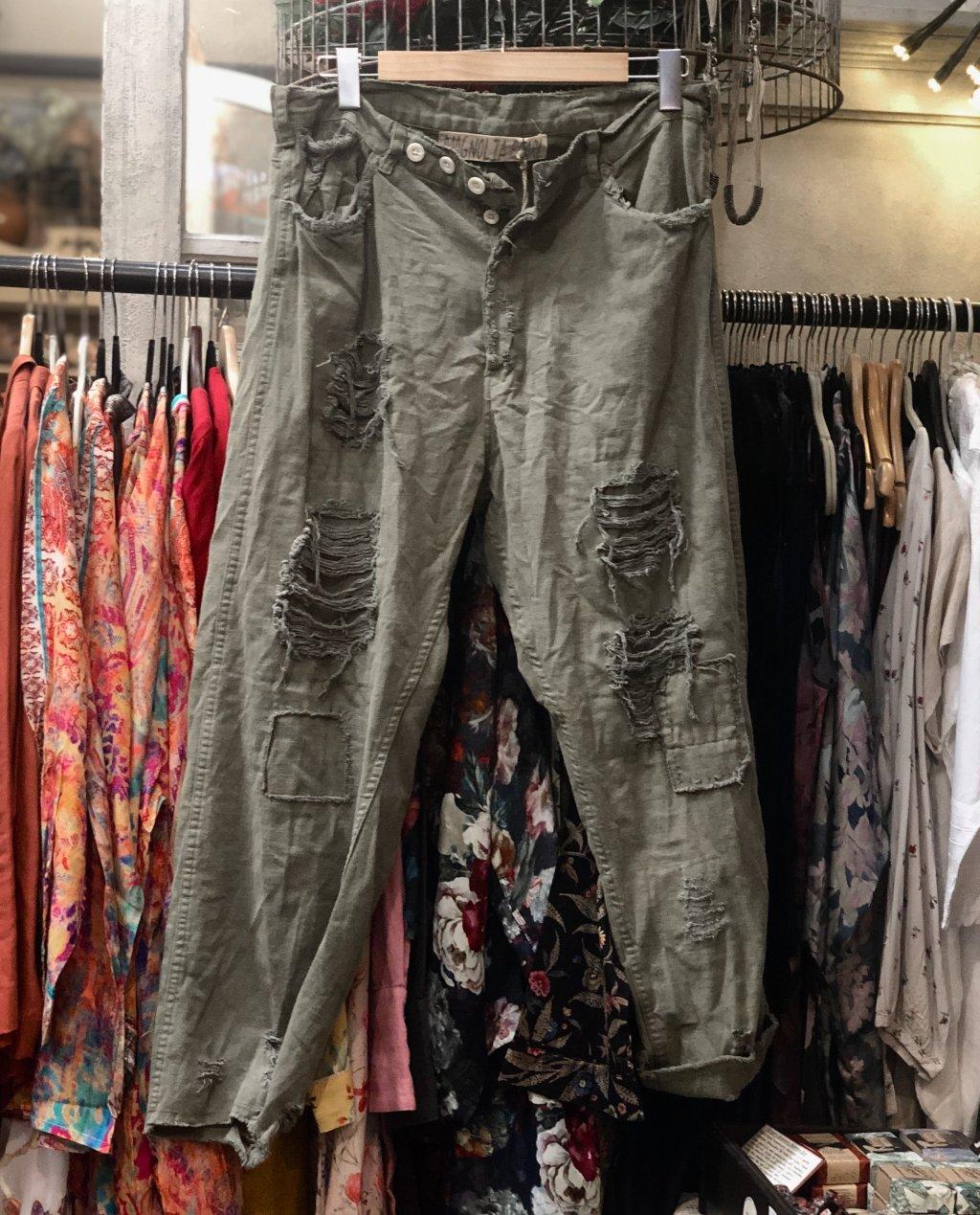 Magnolia Pearl | Miner Pants | Cotton Denim | Peace