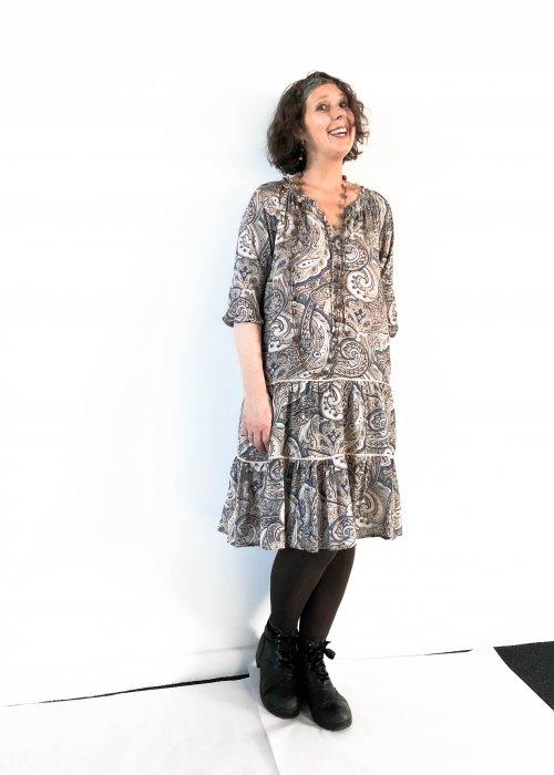 Mos Mosh | Tinka Dress | Paisley