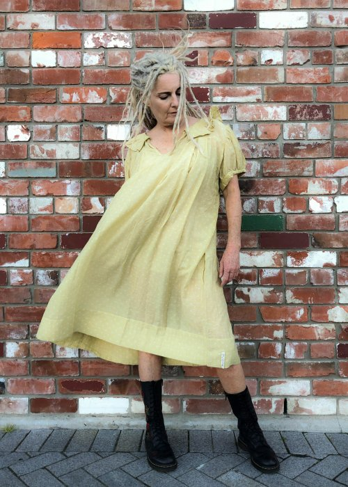 Magnolia Pearl | Polina Dress| Luella Dot