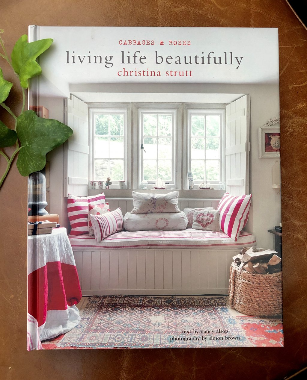 Strutt, Christina | Living Life Beautifully