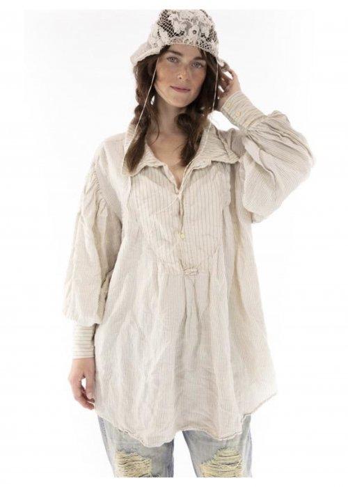 Magnolia Pearl | Tora Shirt | European Cotton | Herbert