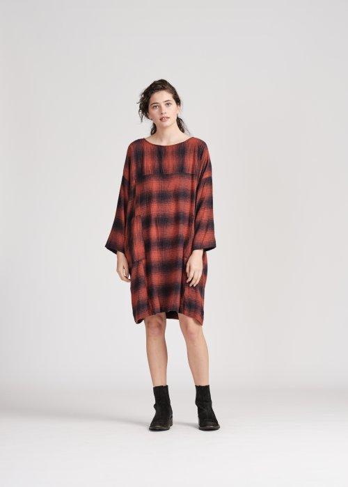Widdess | Tulsi Dress | Nirvana | 100% cotton