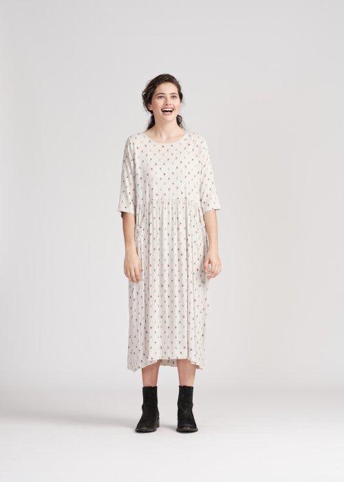 Widdess   Vivian Dress   Looking Glass   Rayon