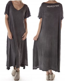 Magnolia Pearl | Cotton Jersey Venice T Dress | Ozzy
