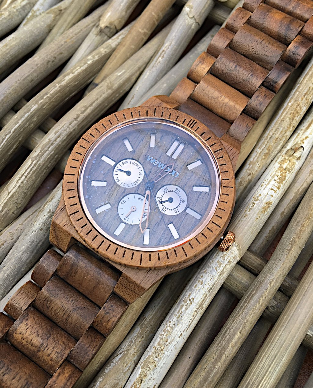 WeWood Watch | Kappa Nut Brushed