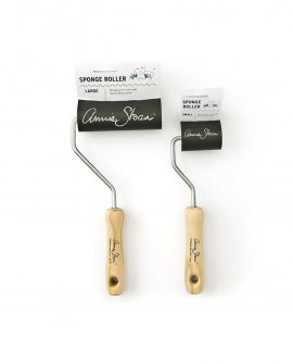 Annie Sloan Sponge Rollers - Small and Large